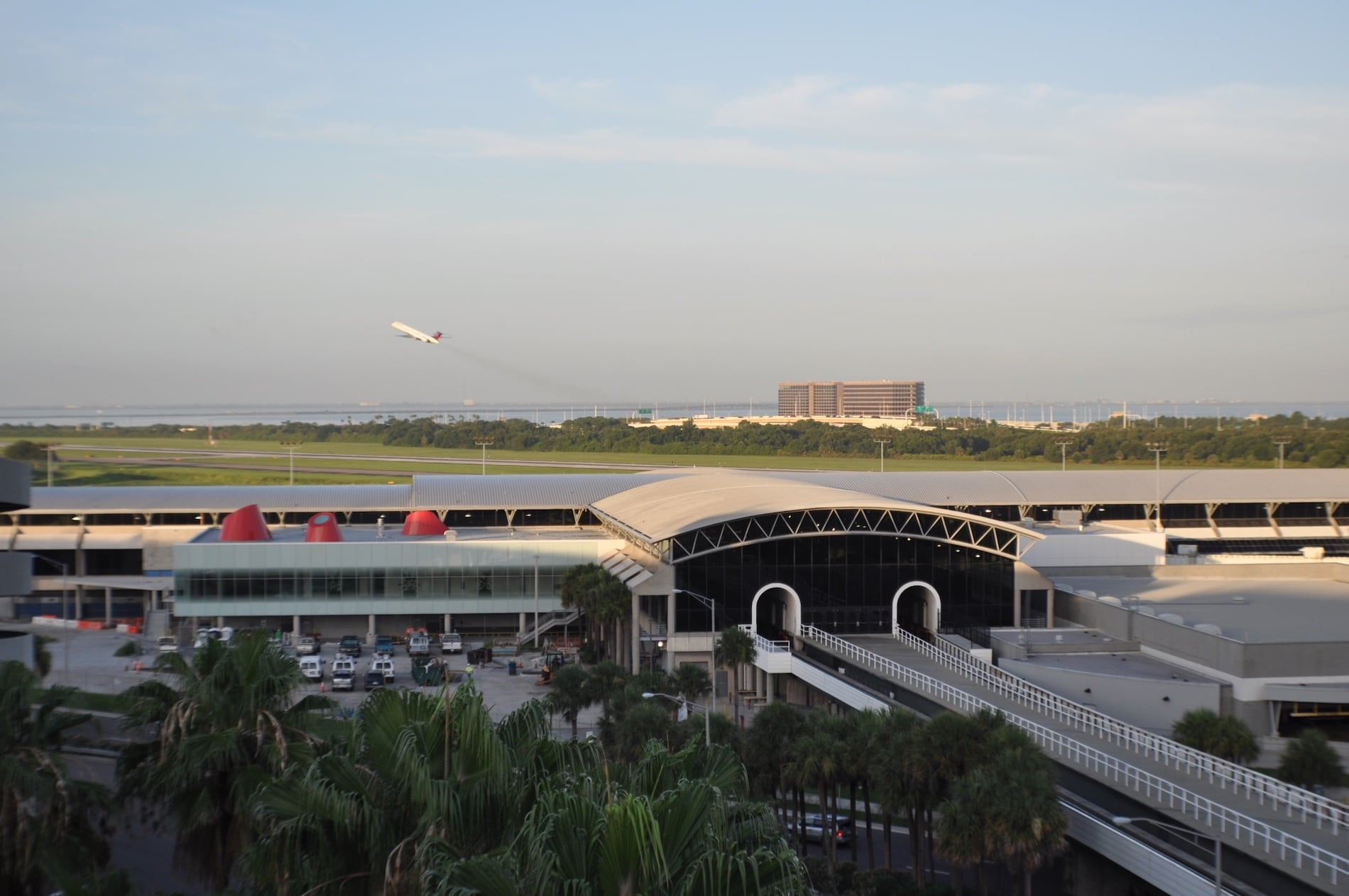 Tampa International Airside F